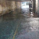 Sottopasso Lazzaretto Alluvione Vignate 2014