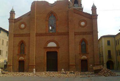 Terremoto Emilia Mirandola 2012