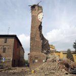 Terremoto Finale Emilia 2012 Torre Civica